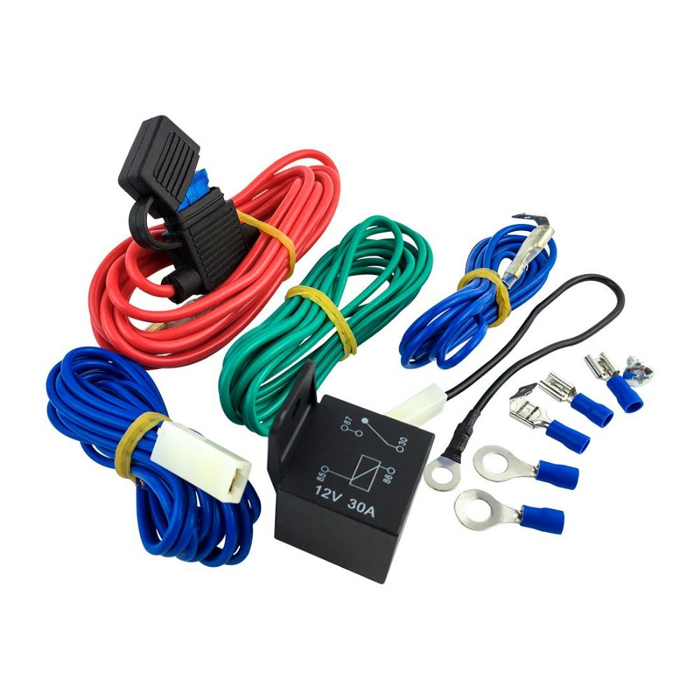 12V Auxilliary Lighting Wiring Kit